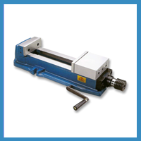 BLV-Max. Opening Hydraulic Vise